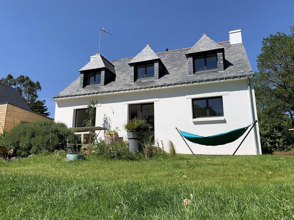 Ploemel maison proche du golf