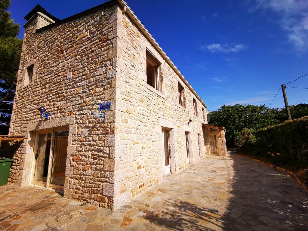 Villa st pierre quiberon cote baie