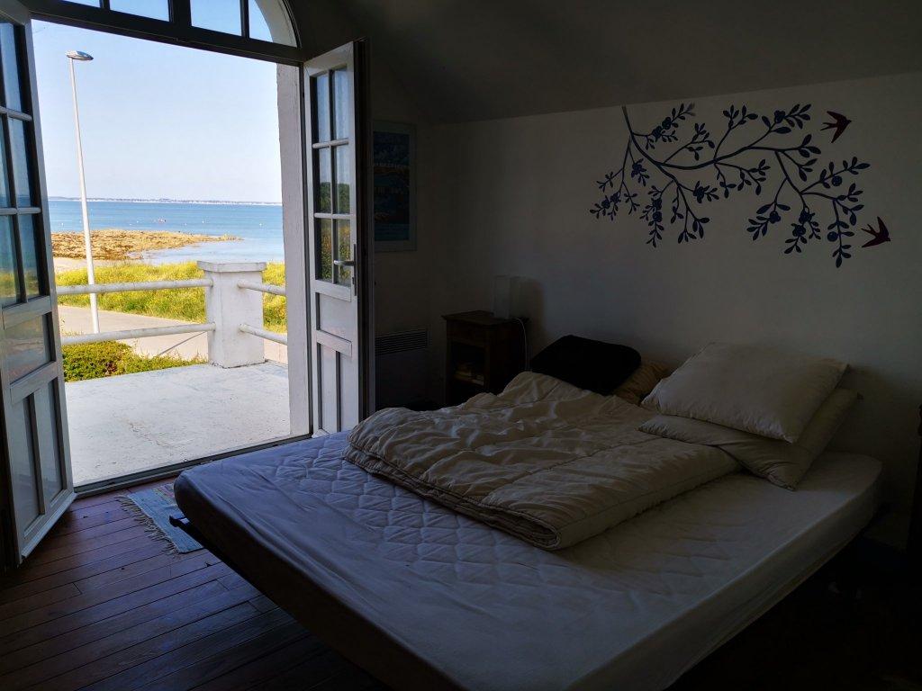 Quiberon maison front de mer