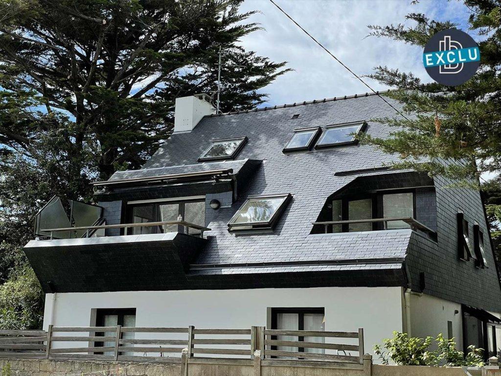 Exclusivite carnac maison a deux pas de la plage et du yacht club