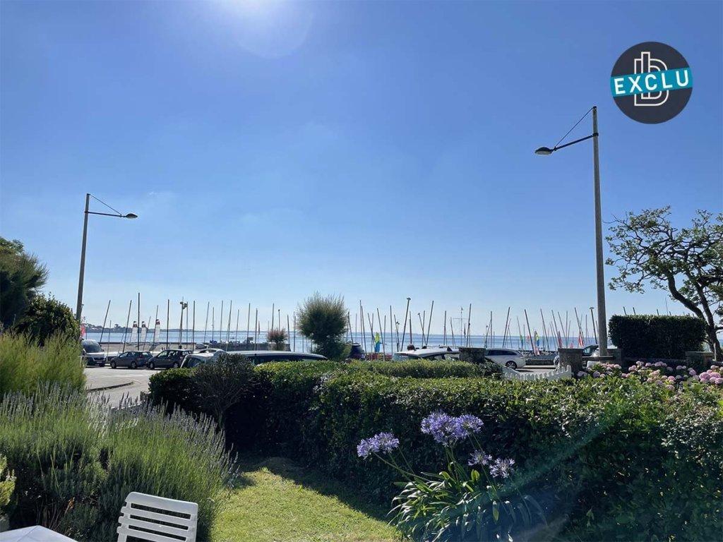 Exclusivite carnac plage, maison vue mer proche legenese