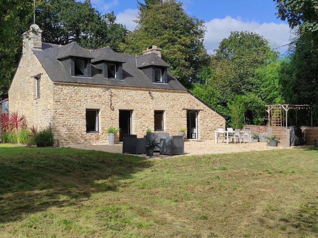 Pluvigner magnifique maison en pierre datant du xxème siècle